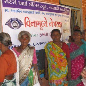 Eye Camp – Gujarat