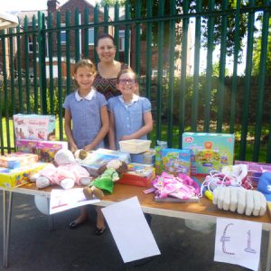 Banks Lane Junior School Toy Sale – 2013