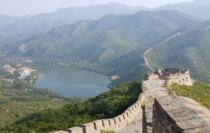 Reflections from the Great Wall of China