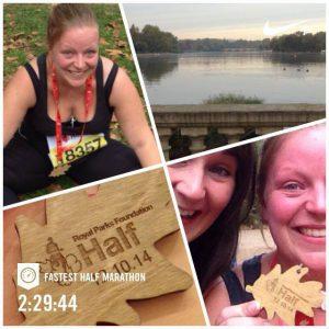 Royal Parks Half Marathon – October 12th 2014